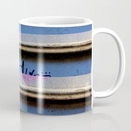 Purple Metallic Tagging Coffee Mug