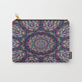 Eden of Paradise rainbow flower Carry-All Pouch