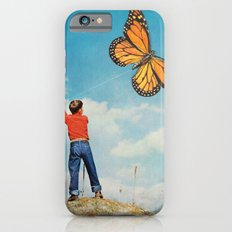 The nonflying monarca Slim Case iPhone 6s