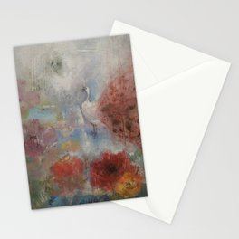 Behind the see of dreams Stationery Cards