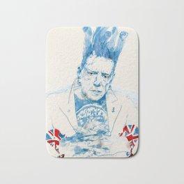Johnny Rotten Bath Mat
