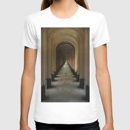 Tunnel of arches T-shirt