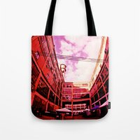 community Tote Bags featuring Community by Litew8