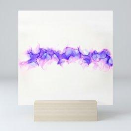 Cloudbursts Mini Art Print