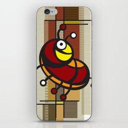 Deco Parrot iPhone Skin