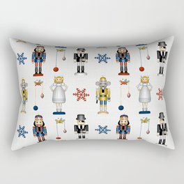 The Nutcracker Rectangular Pillow