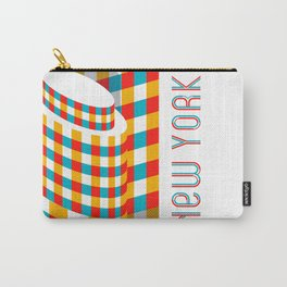 New York - Lipstick Carry-All Pouch