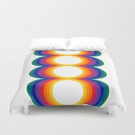 Radiate - Spectrum Duvet Cover