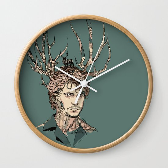 I Believe You Wall Clock