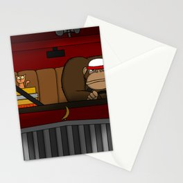 Hitchhiker Stationery Cards