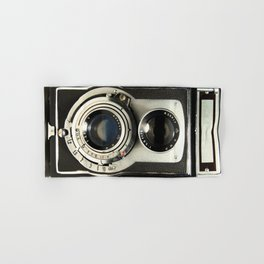 Vintage Camera Hand & Bath Towel