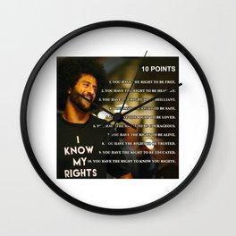 FIKRAM KAEPERNICK DJSR Wall Clock
