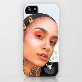 Kehlani 28 iPhone Case