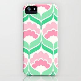 Mavis Mint iPhone Case