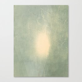 Minimal Scorching Canvas Print