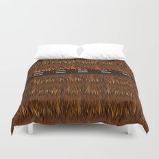 Wookiee talkie Duvet Cover