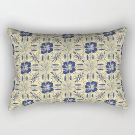 Contemporary_Paradise Rectangular Pillow
