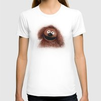muppets T-shirts featuring Rowlf, The Muppets by KitschyPopShop
