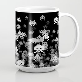 Invaded BLACK Coffee Mug