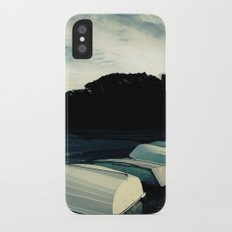 Row iPhone X Slim Case