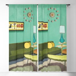 The Room 1962 Blackout Curtain