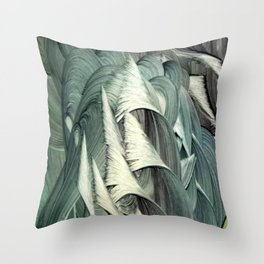 Bacchae Throw Pillow