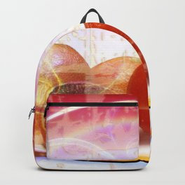 Orangensaft Backpack