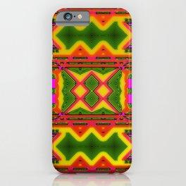 Inca's art of arras ... iPhone Case