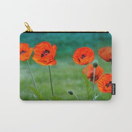 Poppies paradise Carry-All Pouch