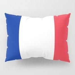 France / French Flag / Drapeau Pillow Sham