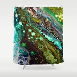 FLUID SIX Shower Curtain