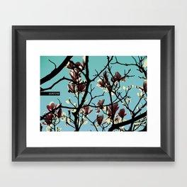 Pure Love Framed Art Print