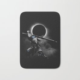 The Abyss Knight Bath Mat
