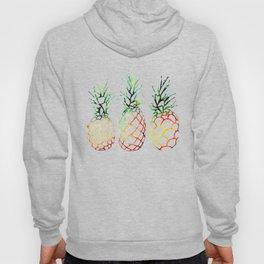 Retro Pineapples Hoody