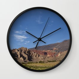 Lost Cemetery Wall Clock