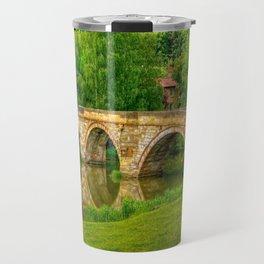 Kirkham Bridge - River Derwent  Travel Mug