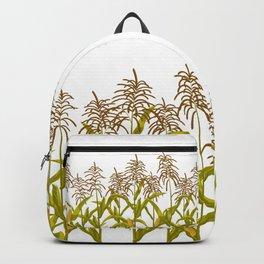 Corn maize pattern Backpack