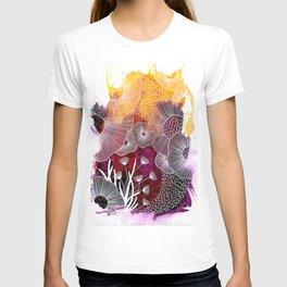 Under Wave T-shirt