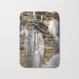 Icicles Bath Mat