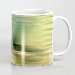 Safari Bird Abstract Coffee Mug
