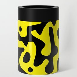 QR Clothes Yellow - Accessories Can Cooler