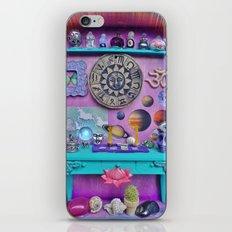 Crystal Ball Tarot altar iPhone & iPod Skin