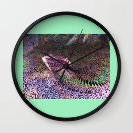 Abstract Precious 5 Wall Clock