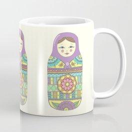 Russian Doll Coffee Mug