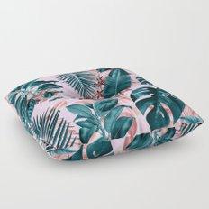 Tropical Garden III Floor Pillow