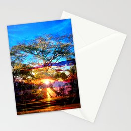 """The Great Tree"" Stationery Cards"