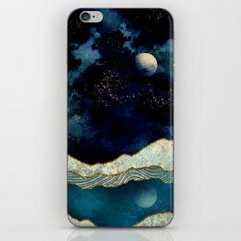 Indigo Sky iPhone Skin
