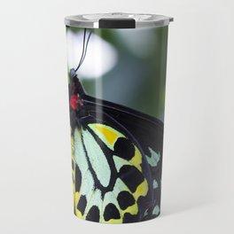 Cairns Birdwing Butterfly Travel Mug