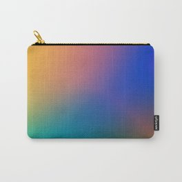 Bleeding colors art Carry-All Pouch
