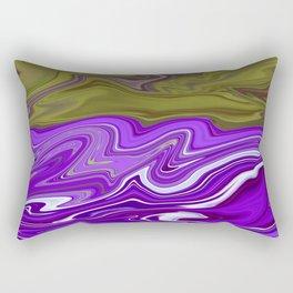 Flow Growth Rectangular Pillow